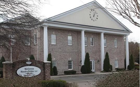 McGowan, Hood & Felder, LLC - Rock Hill, SC